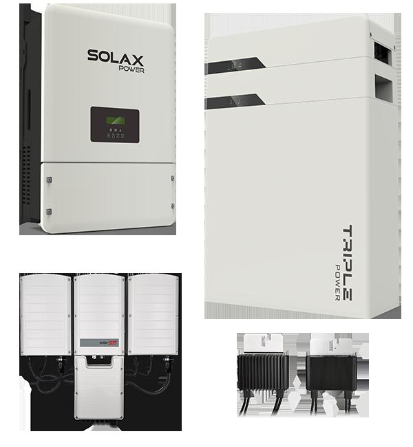 Hybrid İnverter&Solar Şarj Kontrol Cihazları Image